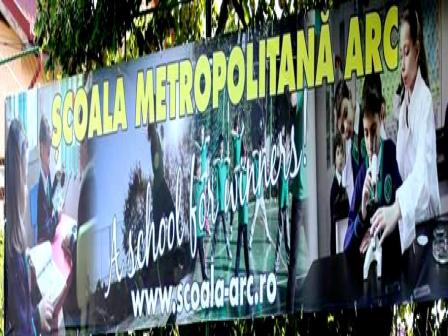 Scoala Metropolitana ARC - hopefriday.ro