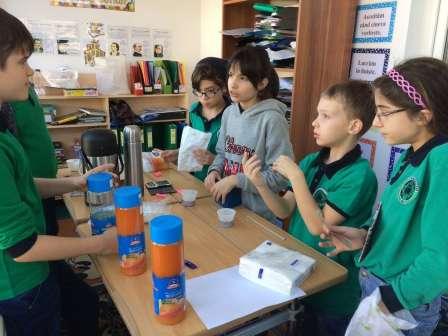 Un nou proiect al micilor antreprenori sociali din Clubul Junior Achievement al Scolii ARC!