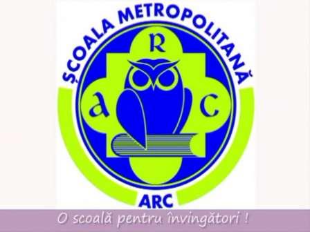 """Scoala Metropolitana ARC - """"Fara ura, cu toleranta"""""""